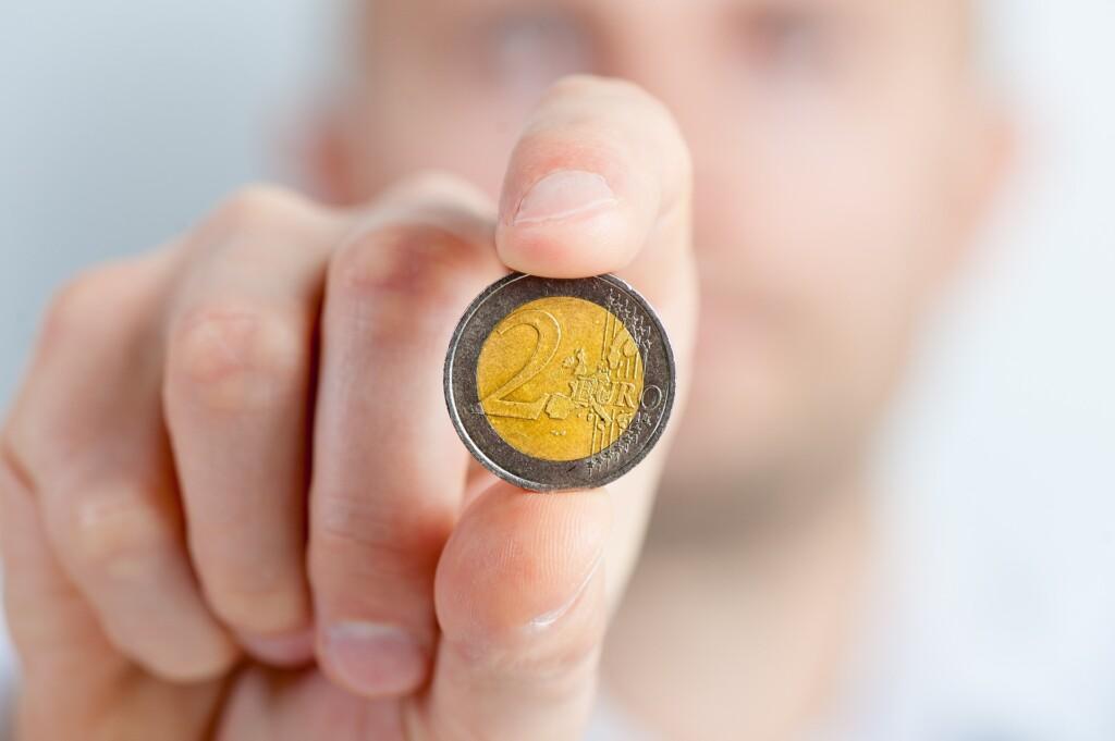 Minca musí byť celá, aby došlo k jej výmene.