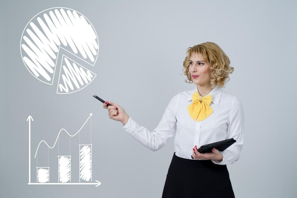 Vo svojej banke môžete dostať ponuku začať s investíciou v podielových fondoch. Nemusí ísť pritom o veľkú sumu, ale pravidelný vklad pár desiatok eur každý mesiac. FOTO: Pixabay.com