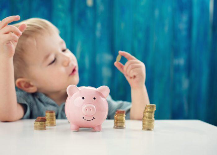 Viete založiť účet svojmu dieťaťu?