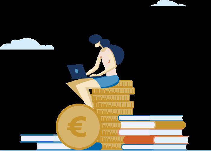 Súťaž pre študentov Generácia €uro