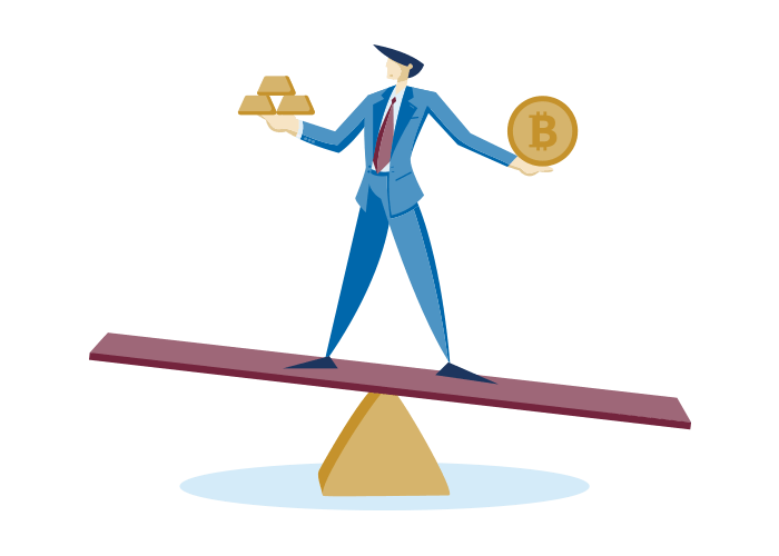 Bitcoin – dobrá investícia?